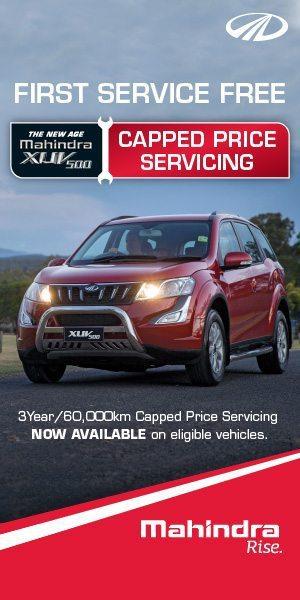 Mahindra XUV500 Advertisement