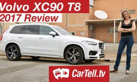 2016 Volvo XC90 T8 R-Design