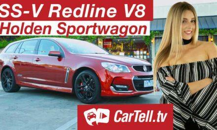 2016 Holden Commodore SS-V Redline