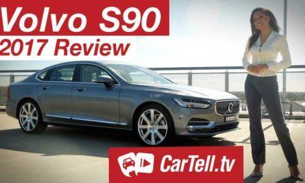2017 Volvo S90 T6 R-Design
