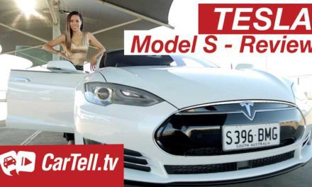 Tesla Model S P85D Review
