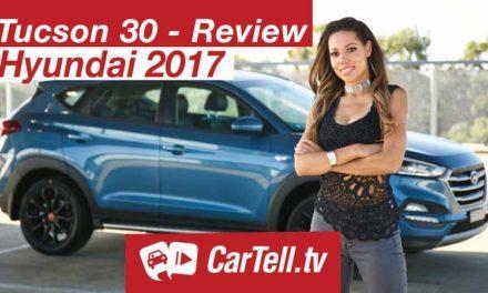 2017 Hyundai Tucson 30 – Turbo