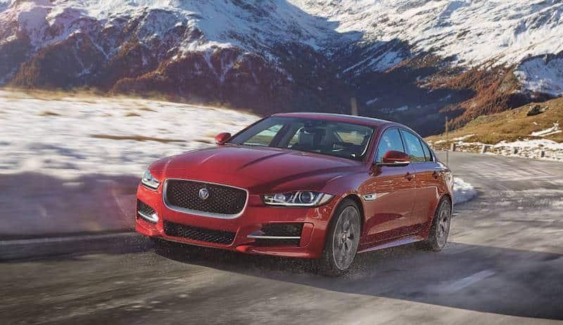 2017 Jaguar XE S