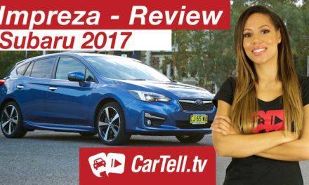 2017 Subaru Impreza Hatch