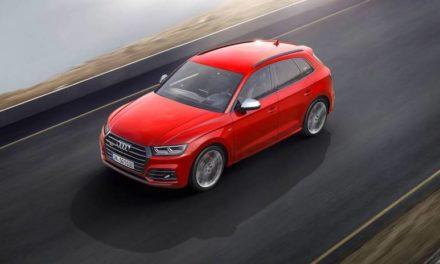 Reveal: 2018 Audi SQ5