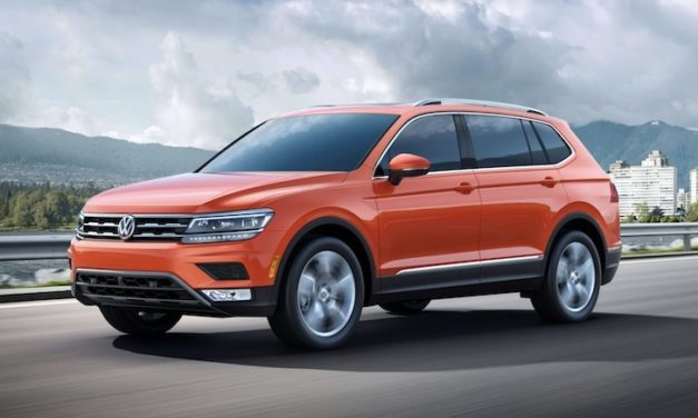 Reveal: 2018 VW Tiguan