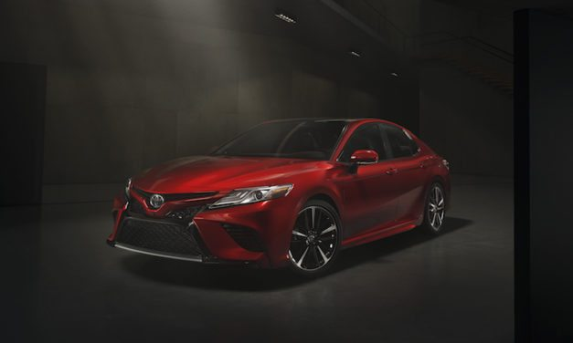 Reveal: 2018 Toyota Camry