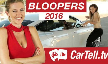 CarTell.tv Bloopers from 2016