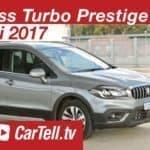2017 Suzuki S-Cross Turbo Prestige