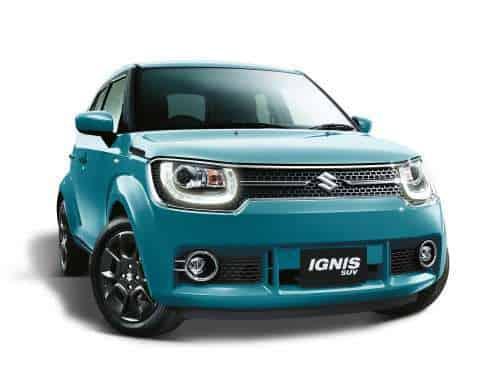 Suzuki Ignis 2017 Exterior