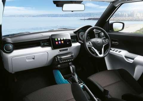 Suzuki Ignis 2017 Interior