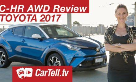 2017 Toyota C-HR Koba AWD