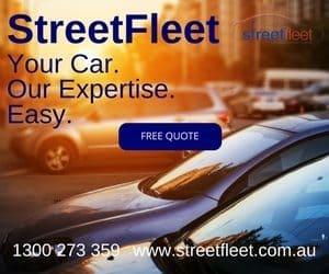 StreetFleet Advertisement