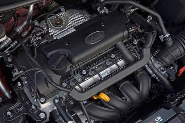 2017 Kia Rio Engine