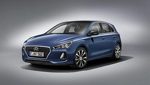 2017 Hyundai i30 Diesel