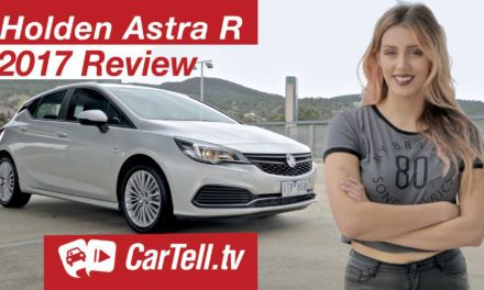 2017 Holden Astra R