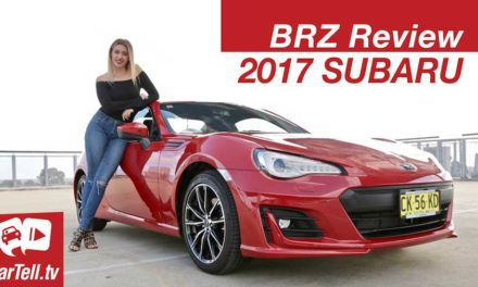 2017 Subaru BRZ Review