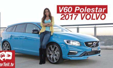 2017 Volvo V60 Polestar