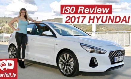 2017 Hyundai i30 SR Turbo