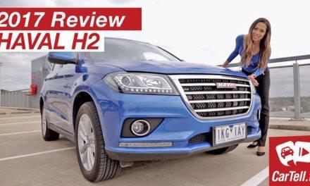 2017 Haval H2 Premium