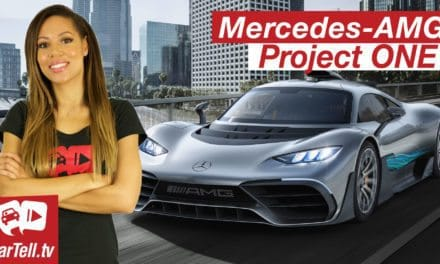 Mercedes-AMG Project ONE | Reveal