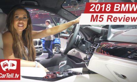 2018 BMW M5 | Reveal