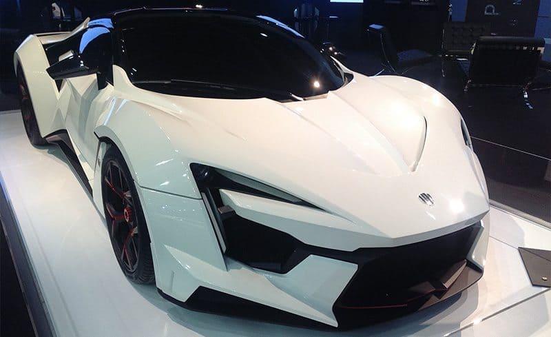 2017 Dubai International Motor Show