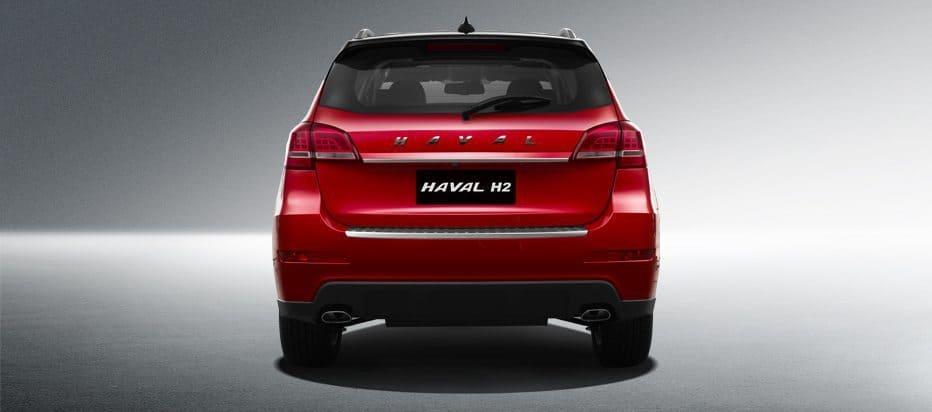2017 Haval H2