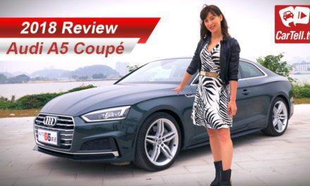 Review: 2018 Audi A5 Coupé