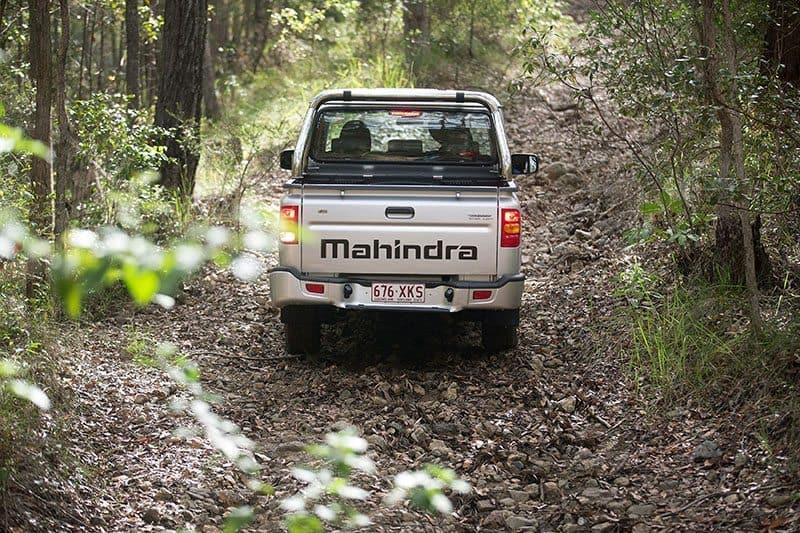 2018 Mahindra Pik-Up