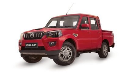 2018 Mahindra Pik-Up