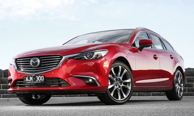 Review: 2018 Mazda6 Wagon