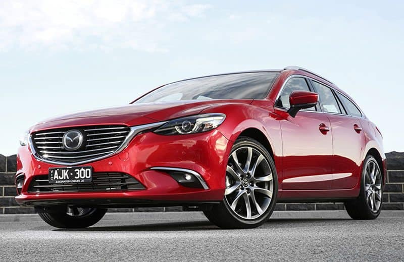 Review: 2018 Mazda6 Wagon