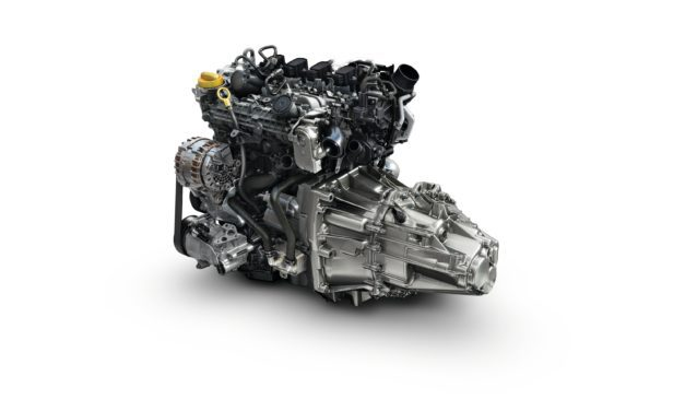 Renault revealed an all-new 1.3-litre turbo-petrol engine