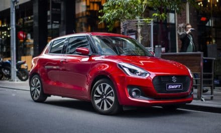 Review: 2018 Suzuki Swift