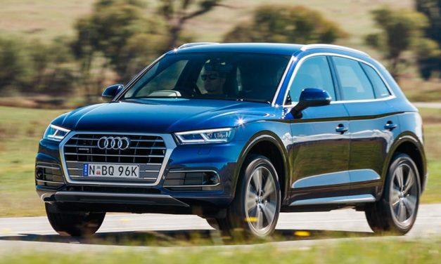 Review: 2018 Audi Q5