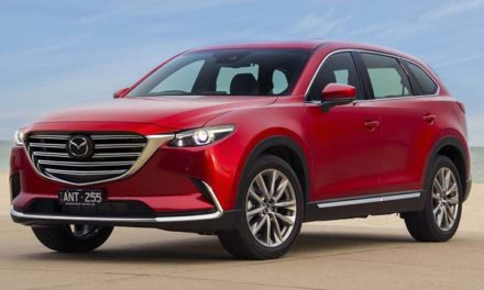 Review: 2018 Mazda CX-9