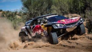 Peugeot 3008DKR wins 2018 Dakar Rally