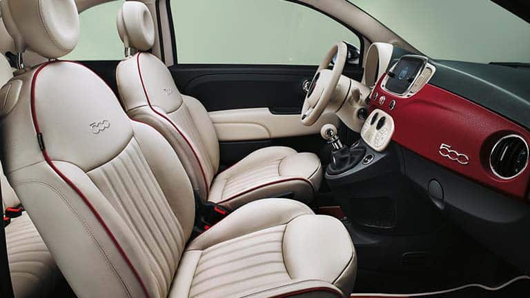 Fiat 500 – 60th Special Edition