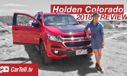 Review: 2018 Holden Colorado Z71