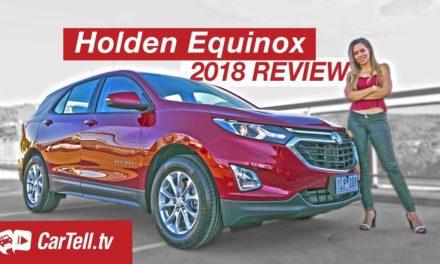 Review: 2018 Holden Equinox