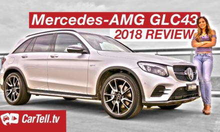 Review: 2018 Mercedes-AMG GLC43