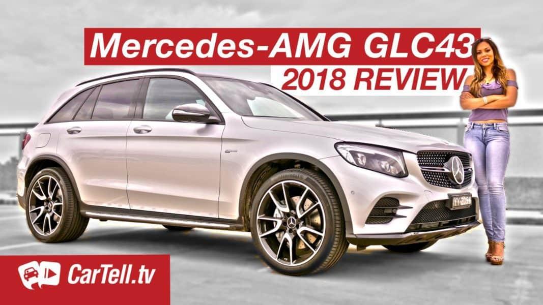 2018 MERCEDES-AMG GLC43
