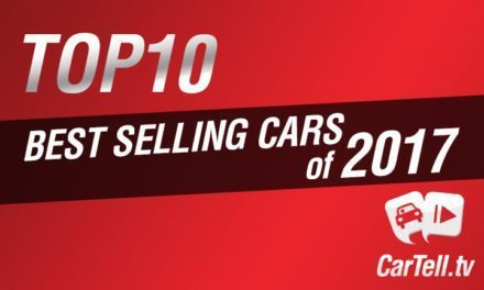 Top 10 Best Selling Cars of 2017