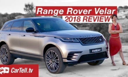 Review: 2018 Range Rover Velar First Edition