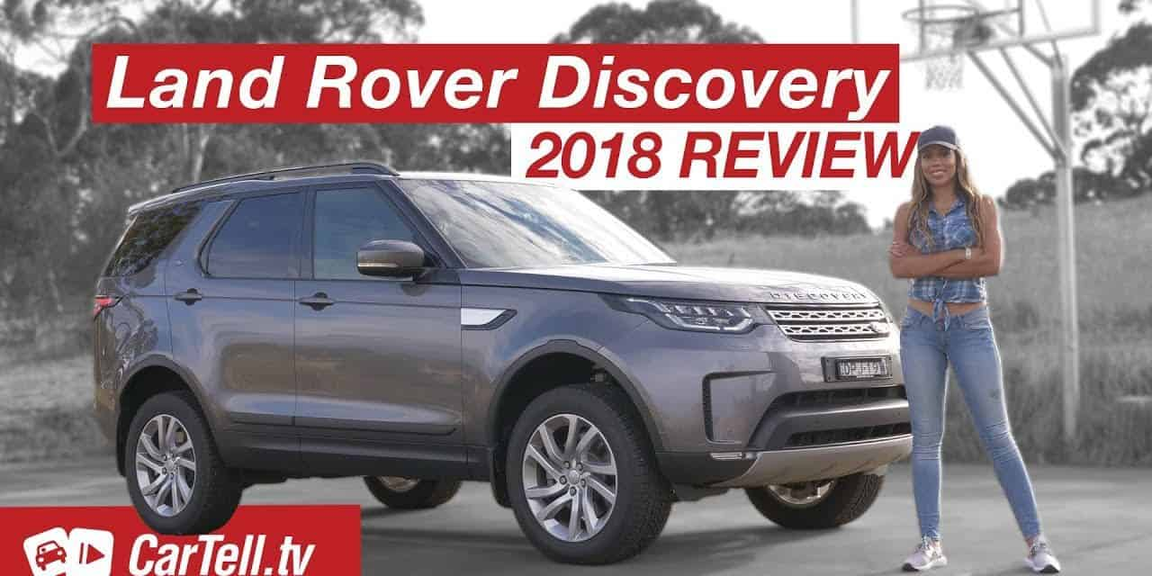 Review: 2018 Land Rover Discovery