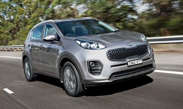 Review: 2018 Kia Sportage