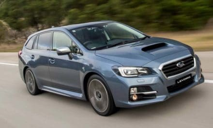 Review: 2018 Subaru Levorg