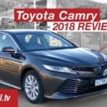 Review: 2018 Toyota Camry Ascent