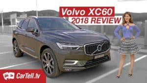 2018 Volvo XC60 T5 reviewed by beautiful cartell presenter Jenny
